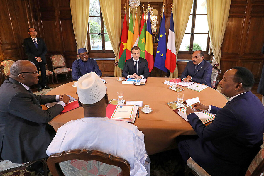 briefing is macron set to finally smooth franco african relations