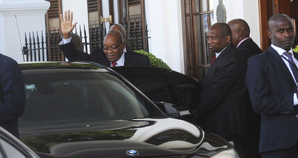 Presidential limbo in South Africa: Why Zuma's appeal persists