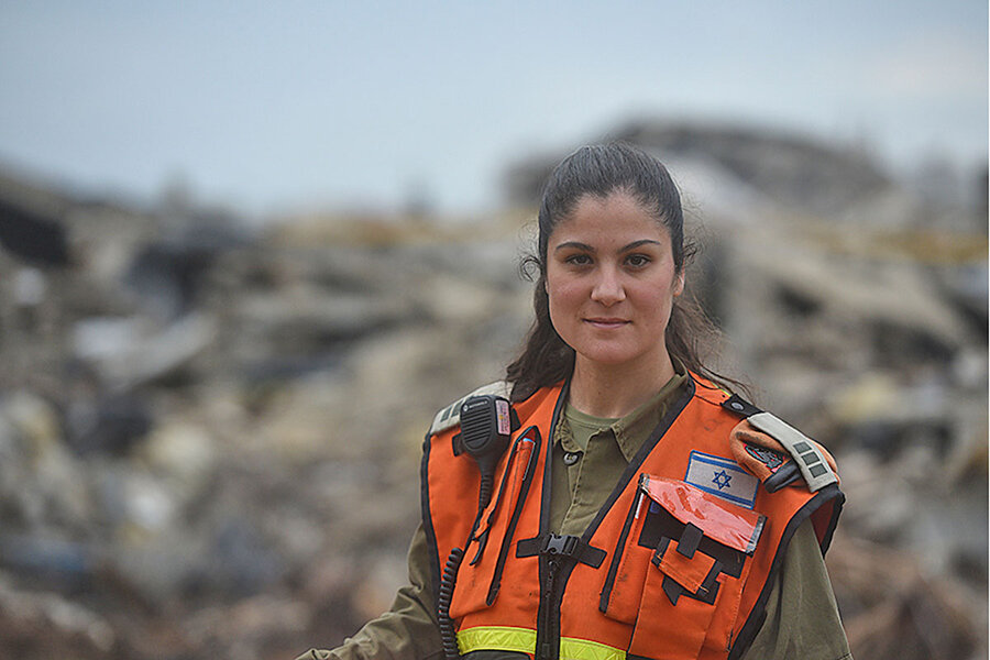Why mixed-gender combat units are on the rise in Israel