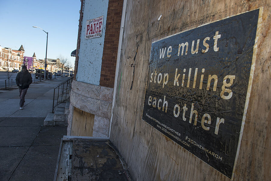 A tale of two cities and murder - CSMonitor.com