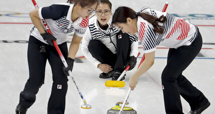 In South Korea, a new Cinderella story is unfolding – on ice