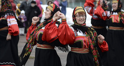 As Estonia turns 100, a new embrace of its Russian speakers
