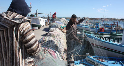 From fisherman to smuggler: How ocean pollution fuels Tunisian migration