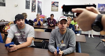 'Arm the good guys'? Kentucky and other states weigh adding guns to schools.