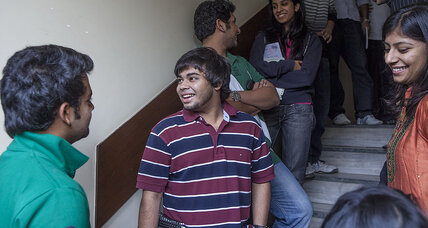 For Indians rethinking college abroad, home has new degree of possibility