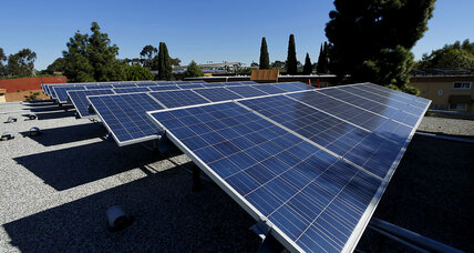 In Golden State's solar boom, a tale of 'two Californias'