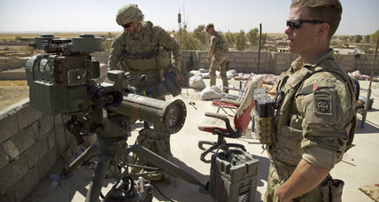 US begins gradual drawdown of troops from Iraq