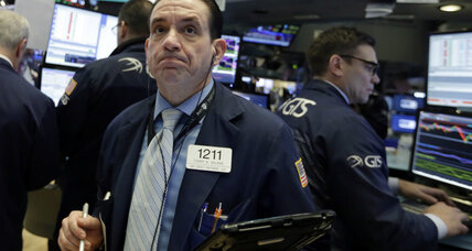 Dow nosedives 1,175 points, the worst day for stocks since 2011