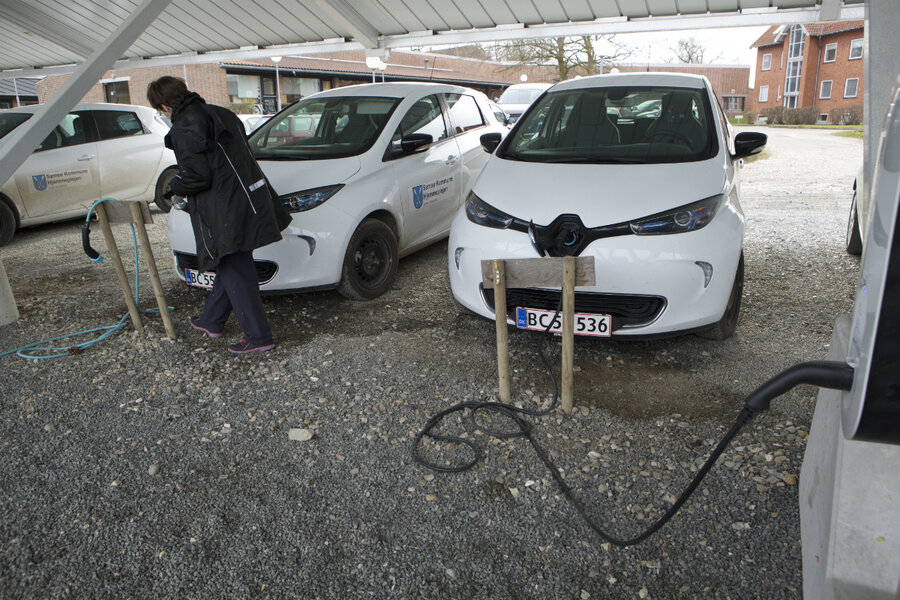 Globally, gas car phaseout gains momentum - CSMonitor.com