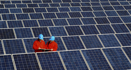 Chinese solar company takes root in India to avoid import taxes