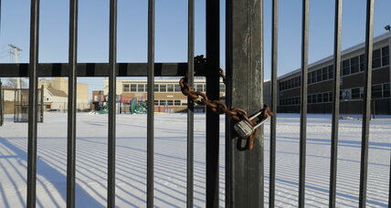 Chicago's planned school closures met with skepticism