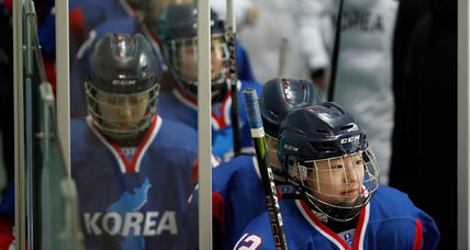 How the Olympics can reshape the Koreas