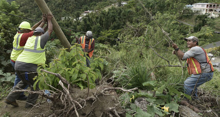 Puerto Ricans take matters into their own hands to restore power