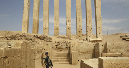 Yemen's ancient monuments at risk as war rages on