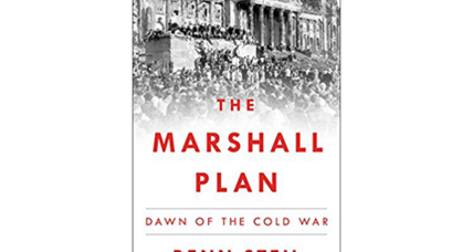 'The Marshall Plan' considers how and why the US became a global superpower