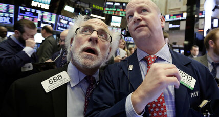 Rollercoaster ride continues: Dow industrials drop another 1,000 points
