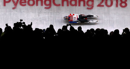 At winter Olympics, science wins the day