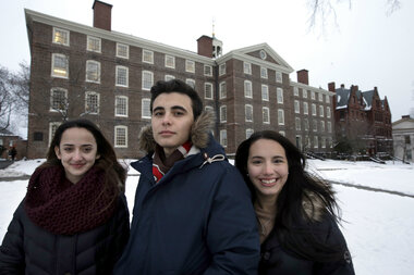 As a year on the mainland ends, Puerto Rican college students consider return