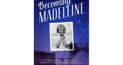 Madeleine L'Engle bio 'Becoming Madeleine' is aimed at middle readers but is also interesting to adults