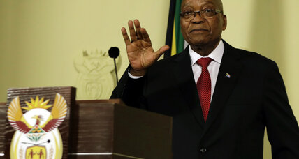 Zuma resigns after deluge of scandals