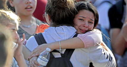 Troubled teen charged in deadly Florida school shooting