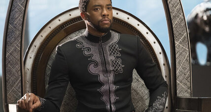'Black Panther' is easily the best of the Marvel superhero movies