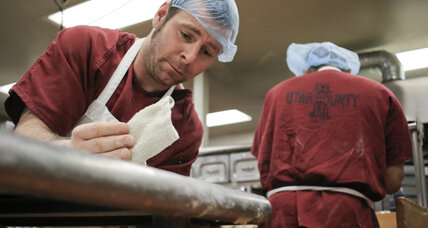 Utah County Jail culinary program provides skills, bridges divides