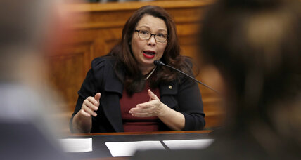 As due date nears, Duckworth pushes Congress for greater inclusivity