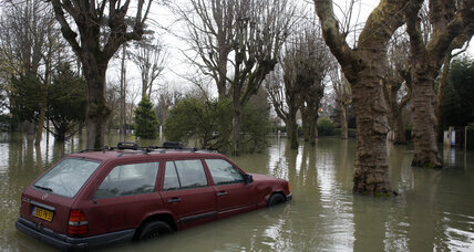 Researchers urge European cities to plan for future droughts and floods