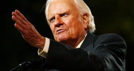 Billy Graham: a counselor of presidents who eschewed politics