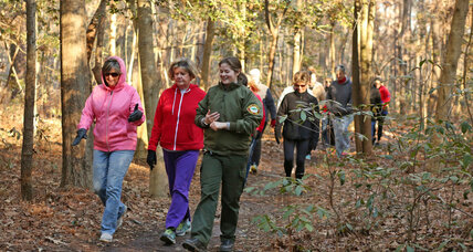 Trail Sisters want more women hiking on trails