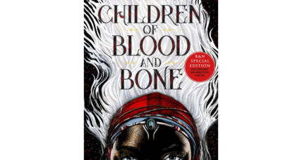 'Children of Blood and Bone' is a sweeping epic, perfect for fans of Laini Taylor and 'Black Panther'