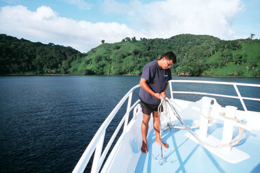 Warming oceans threaten Costa Rica's biodiversity and tourism industry