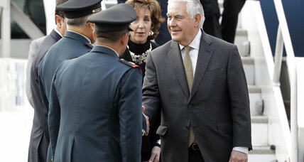 Rex Tillerson's Monroe Doctrine invocation was bizarre, Meeting between North and South Korea sparks hope, War between Israel, Syria, and Iran look...