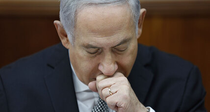 To survive scandals, Netanyahu relies on mantra: no one else can lead Israel