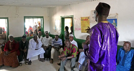 After fall of a dictator, young Gambians push into politics
