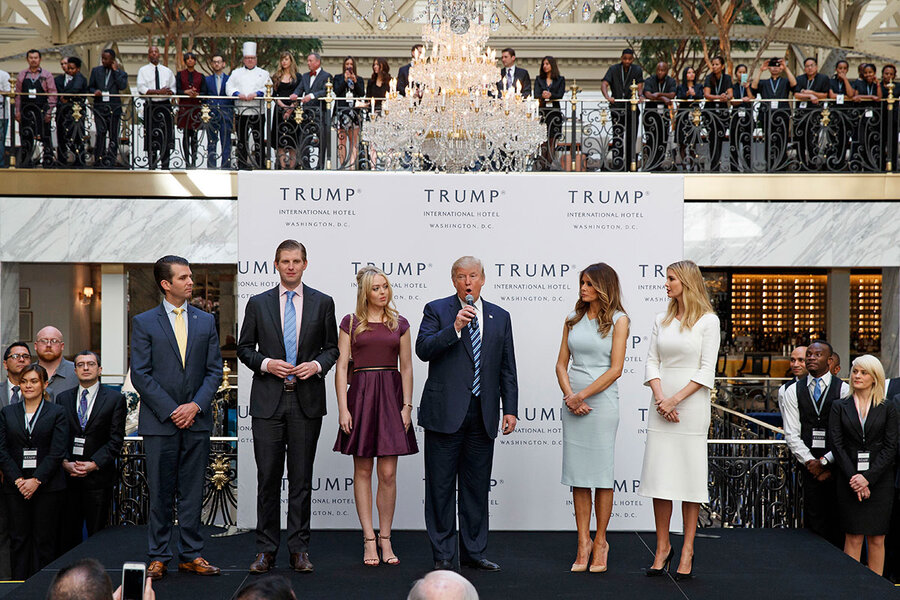 trumping ethical norms