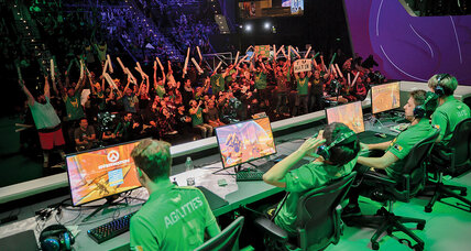 Here comes the esports revolution – are video gamers the Tom Bradys of tomorrow?