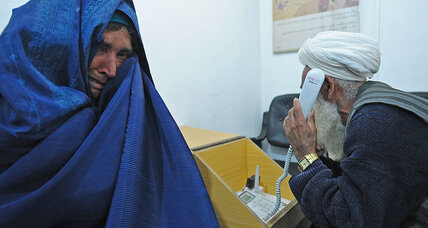 The ICRC's precious gift to Afghan families: contact with jailed loved-ones