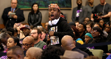 At Stephon Clark funeral, a familiar story amplifies drumbeat for change