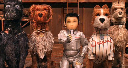 'Isle of Dogs' is a stop-motion tour de force that is flabbergastingly original