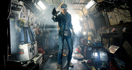 'Ready Player One' is a movie at odds with itself