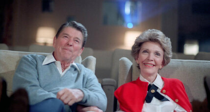 'Movie Nights with the Reagans,' a new memoir