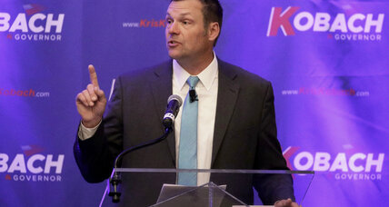 Court asks Kansas to prove voter fraud before allowing registration law