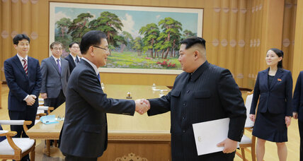 North Korea shows willingness to hold nuclear talks