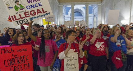 West Virginia teachers, state workers to receive 5 percent raise