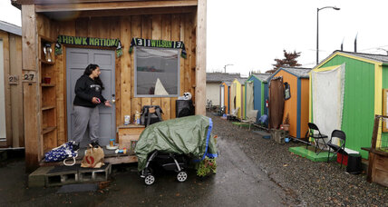 Washington State proposes protections for homeless housing applicants