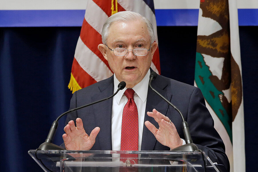 Suing California: What Washington's move means for future conflicts