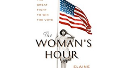 'The Woman's Hour' wonderfully recalls the furious fight to ratify the Nineteenth Amendment