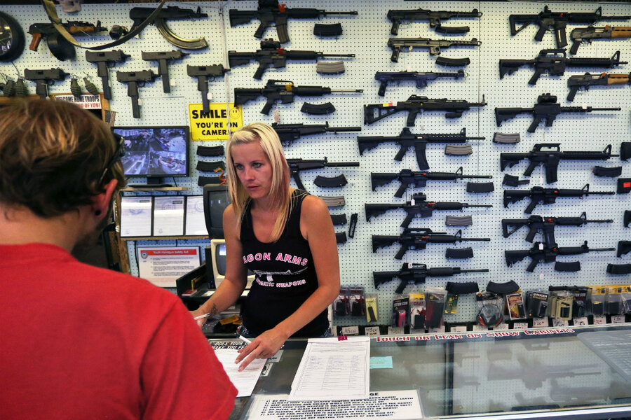 Experts call federal gun background check system fractured, 'haphazard'